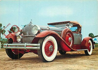 Picture Postcard:;PACKARD 1930