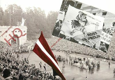 Picture Postcard:;Latvia, The Awakening Period For The Judical State