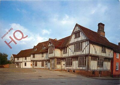Picture Postcard:;Lavenham, The Guildhall