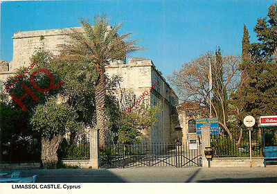 Picture Postcard:;Cyprus, Limassol Cathedral