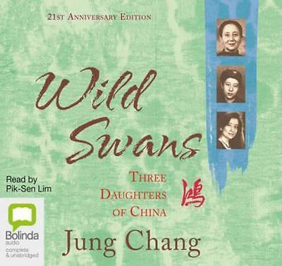 NEW Wild Swans By Jung Chang Audio CD Free Shipping