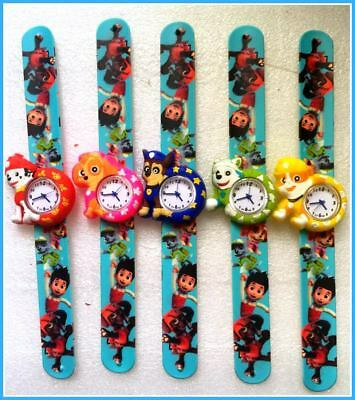 Paw Patrol Children's Slap Watches