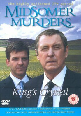 Midsomer Murders - King's Crystal [DVD] - DVD  3WVG The Cheap Fast Free Post