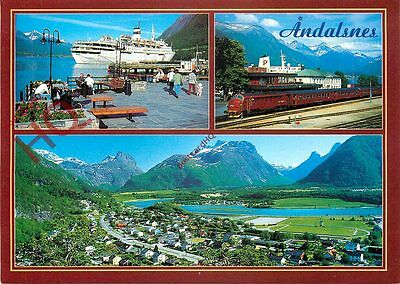 Picture Postcard~ Andalsnes