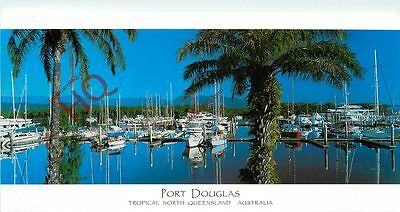 Picture Postcard; Port Douglas Marina