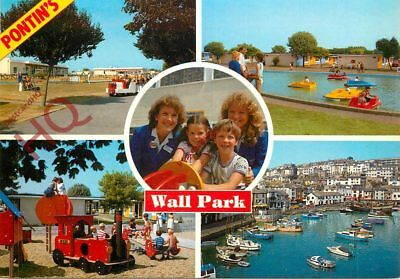 Picture Postcard; Pontin's, Wall Park Holiday Village, Brixham (Multiview)