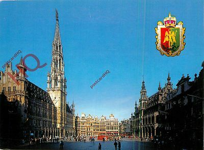 Picture Postcard~ Brussels, Grand Place