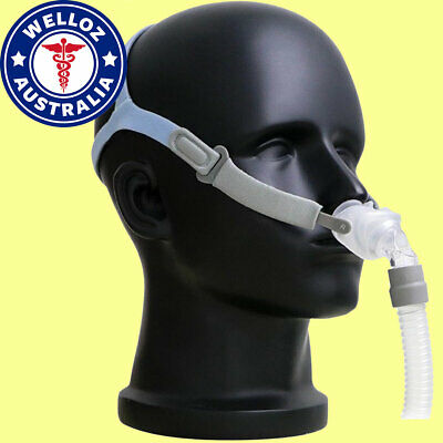 BMC P2 Nasal Pillow CPAP Mask for Sleep Apnea | 3 Sizes | Fits All CPAP Machines