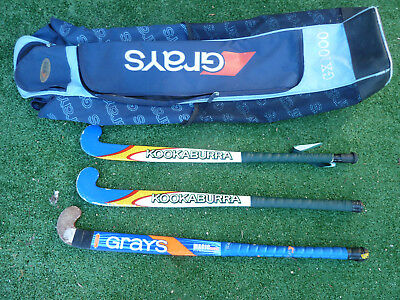 Kids hockey sticks (70-75cm), Pick up Langwarrin