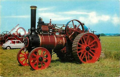 Picture Postcard--MARSHALL AGRICULTURAL ENGINE
