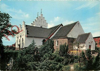Picture Postcard--Norresundby Church, Kirke