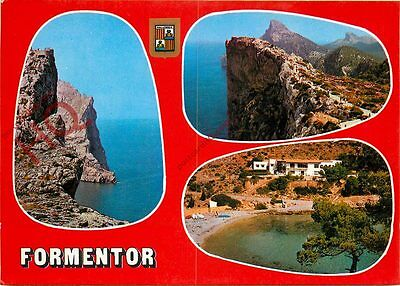Picture Postcard--Mallorca, Formentor (Multiview)