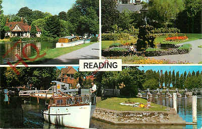 Picture Postcard--Reading (Multiview)