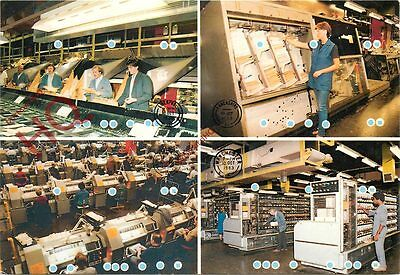 Picture Postcard--Royal Mail, Mechanised Letter Offices