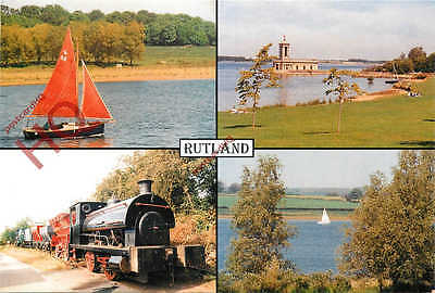 Picture Postcard--Rutland (Multiview)
