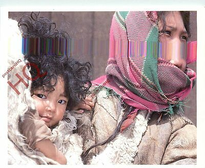 Picture Postcard--Tibet, Keeping Warm [Bs]