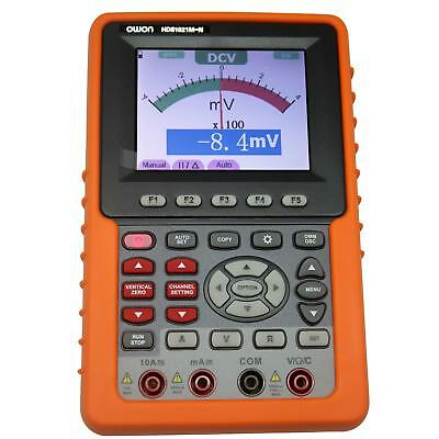 HDS1021M-N 20MHz 2 in 1 Handheld Digital Oscilloscope DSO + Multimeter USA Ship