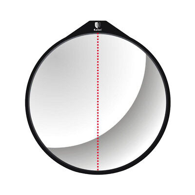 Portable Golf Wide Angle Mirror Full Swing & Putting Golf Training Aid Tool