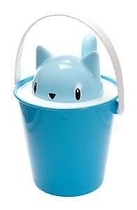 United Pet Crick Cat Container With Scoop Light Blue