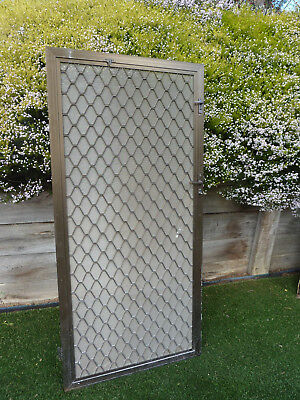 Flywire security screen door with key, Item 34, Pick up Langwarrin