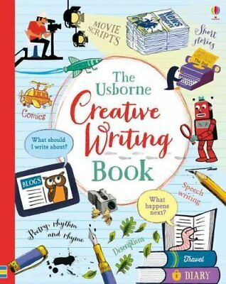 Creative Writing Book by Louie Stowell 9781409598787 (Spiral bound, 2016)