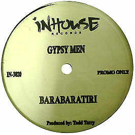 Gypsymen - Barabaratiri - In House Rec - 2001 #60740