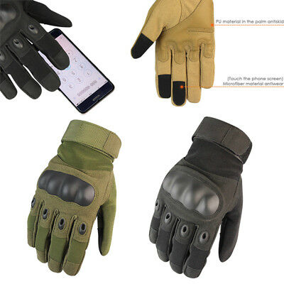 Full Finger M L XL Motorcycle Warm Gloves Riding Locomotive Touch Screen Gloves