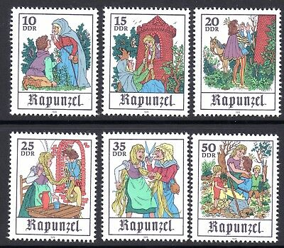 1978. FAIRY TALES BROTHERS GRIMM SET. MINT. MNH. CAT £4.75  SALE ONLY 99p  B0720