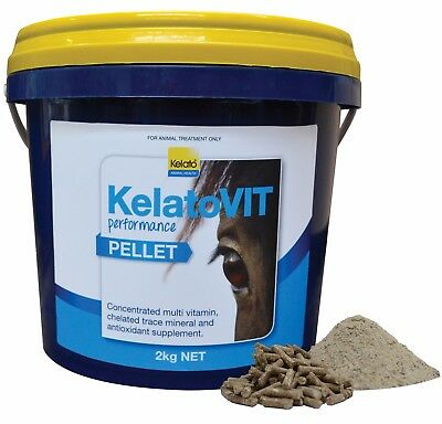 KELATOVIT Performance Pellets 2kg