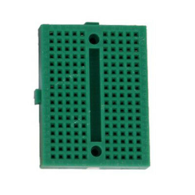 5pcs 5 colors Universal 170 Tie-point Solderless PCB Breadboard F5I7