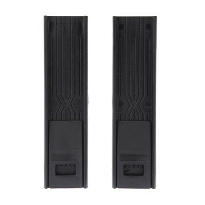 2pcs Reed Case for Clarinet Sax Saxophone Protect Holds 4 Reeds E1F3