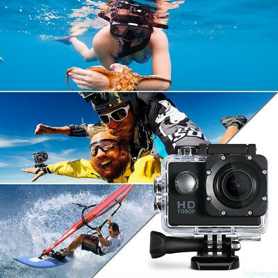 Gopro Hero 5 Action Waterproof Sport Camera 12MP Full HD 1080P Visual
