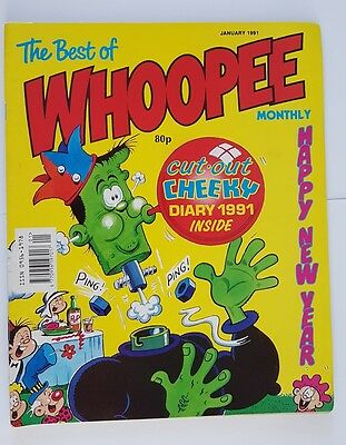 The best of whoopee monthly January 1991