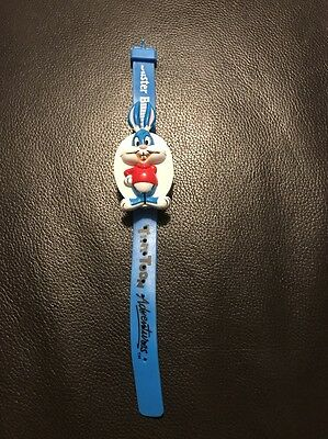 1990 Nelsonic Tiny Toon Adventures Buster Bunny Watch(needs New Battery) Vintage