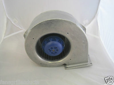 Centrifugal Blower Fan 230v AC 650m3/hr 160 Dia VBL 6/3 G2E160-AD G2E160-AY