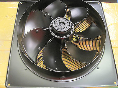 Industrial Extractor Fan 500mm 230v 1400rpm 9000m3/hr 2 year warranty