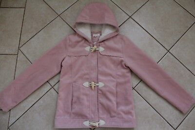 Pumpkin Patch Girls Sz 12 New Without Tags Pink Jacket Fully Lined