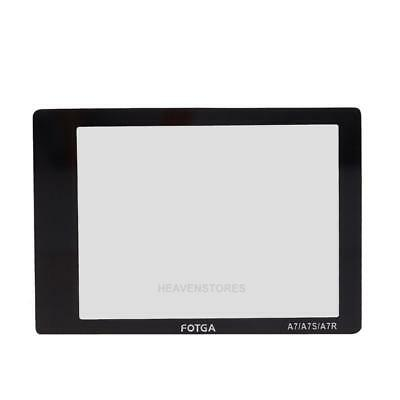 FOTGA Optical Glass LCD Screen Guard Protector For Sony Alpha A7 A7R A7S  hv2n