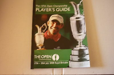 Open Golf Players Guide 2008