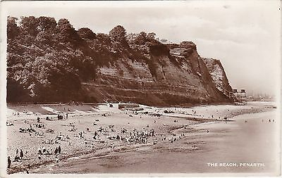 The Beach, PENARTH, Glamorgan RP