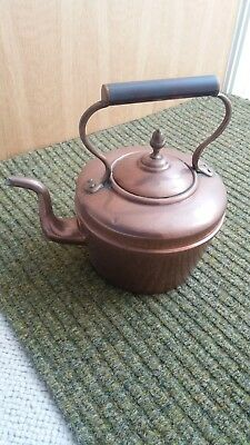 Copper Kettle - 6 inch base