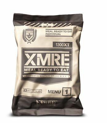 Emergency life saving, outdoor food rations mre ration