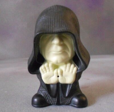 Emperor Palpatine 2005 Star Wars Episode III Burger King Kids Meal Toy Squirter