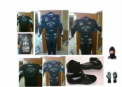 JackDenil 2013 Go Kart Race Suit CIK FIA Level 2 Approved Shoes with free Gloves
