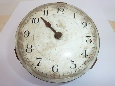 Antique Clock Movement Victorian/Edwardian Eight Day Spares or Repair