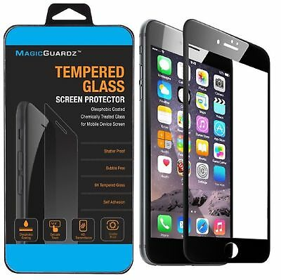 3D Curved Full Cover Tempered Glass Screen Protector for iPhone 8 / 8 Plus
