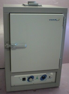 Scientific Products Vwr Gravity Convection Signature Asphalt/corrosive Oven,