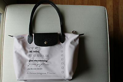 Authentic Longchamp Bag LE PLIAGE Long Handles Small New VALENTINE DAY Gift