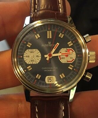 Montre Vintage Chronograph watch