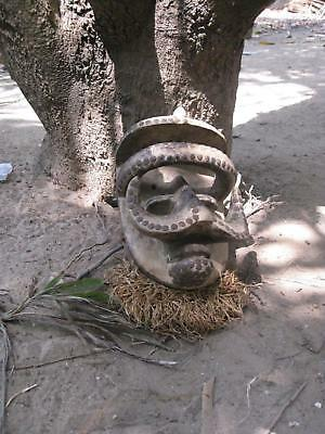 07 African Tribal Collection - STUNNING BETE NYABWA MASK, Cote D'Ivoire Dan